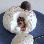 Cupola gelato al cocco