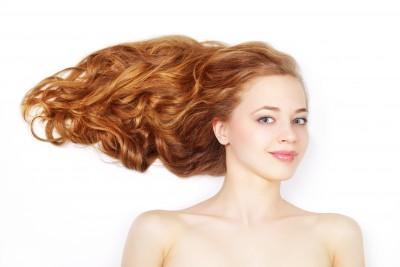 Healthy Looking Hair