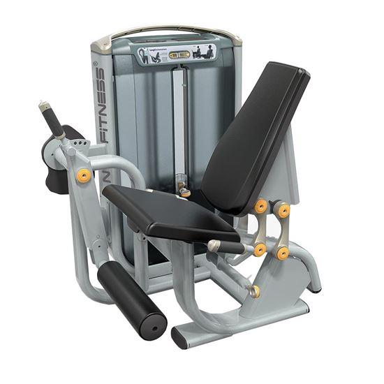 Calf Raise Machine Used Seated