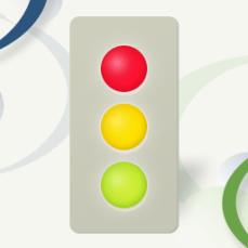 Traffic Light Food Tracker on noom