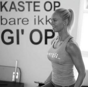 Gitte Salling - Energii skal være endnu større 2