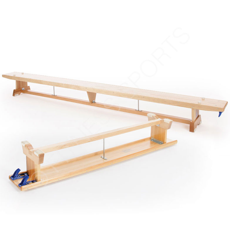 Pe Benches Traditional Wooden Gym Bench Fitness Sports