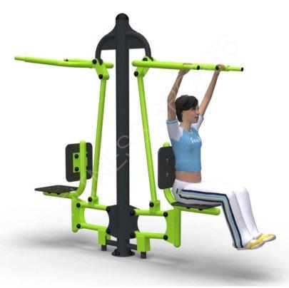 fitness machines