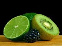 Zitrone/Kiwi
