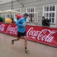 Halbmarathon fertig