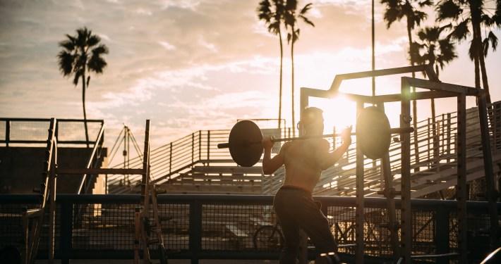 Muskelaufbau Übungen