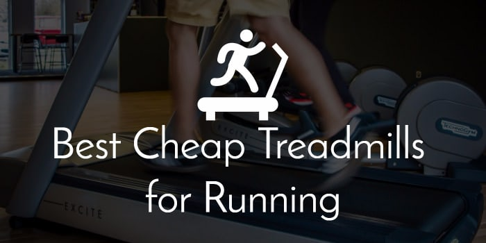 cheap treadmills for running