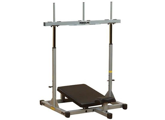 Powerline Vertical Leg Press by Body Solid