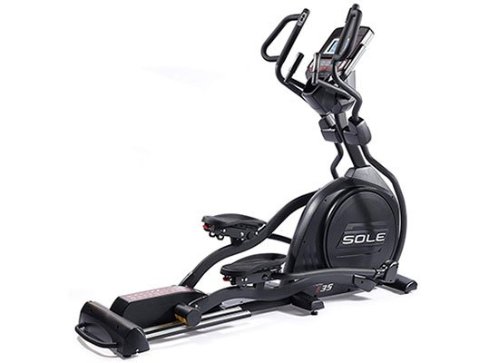E35 Elliptical Machine by SOLE Fitness