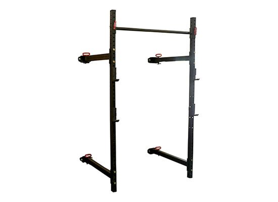 Titan Fitness T-3 Series Foldable Squat Rack