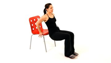 Triceps Dips – How to do Dips Properly