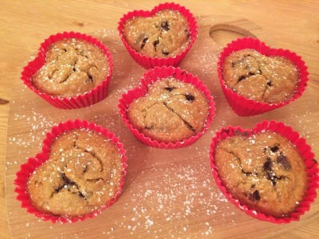 Gesunde Bananen Muffins Fitnessblog De