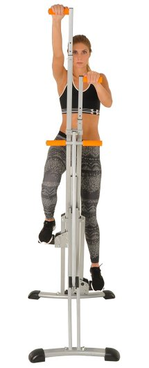 Conquer Vertical Climber Fitness Climbing Machine Review
