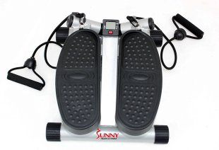 Sunny's Silver Twisting Stair Stepper reviews