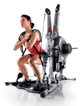 Bowflex home gym workouts routine