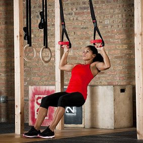 junglegym suspension trainer workout review