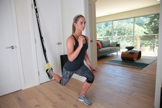trx suspension trainer benefits