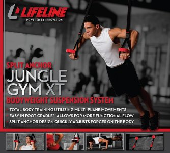 junglegym xt suspension trainer reviews