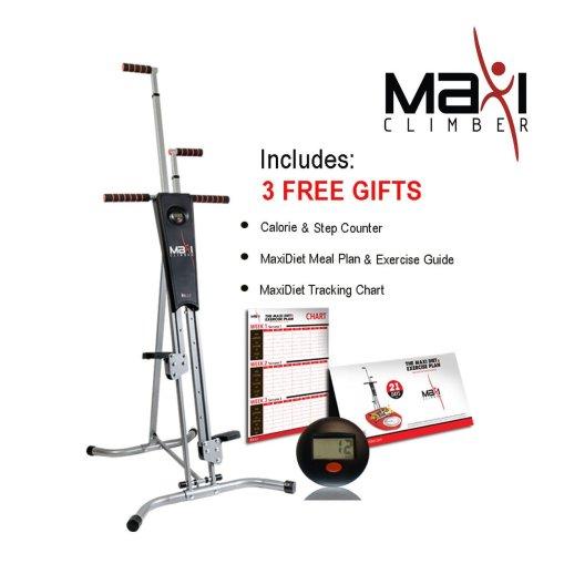 Maxi Climber Meal Plan & Exercises