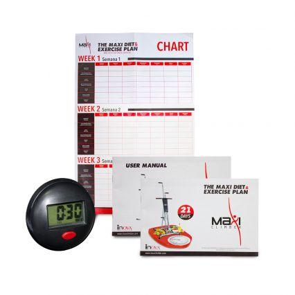 Maxi Climber workout routine