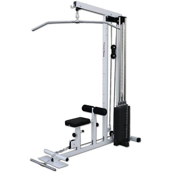 Stack Loaded Lat Machine By Deltech Fitness