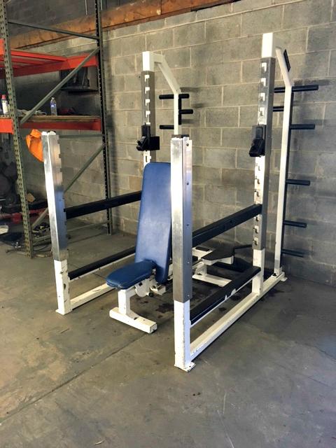 Buy Wynmore Collegiate Athletic Edge Rack And Adjustable