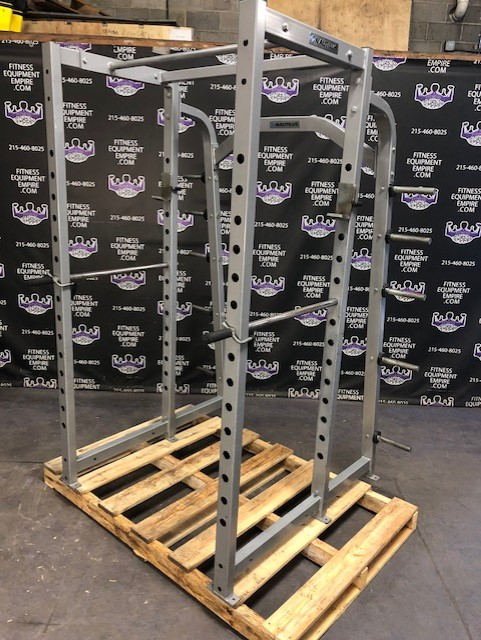 Buy Nautilus Power Rack W Pullup Bar Amp Plate Storage
