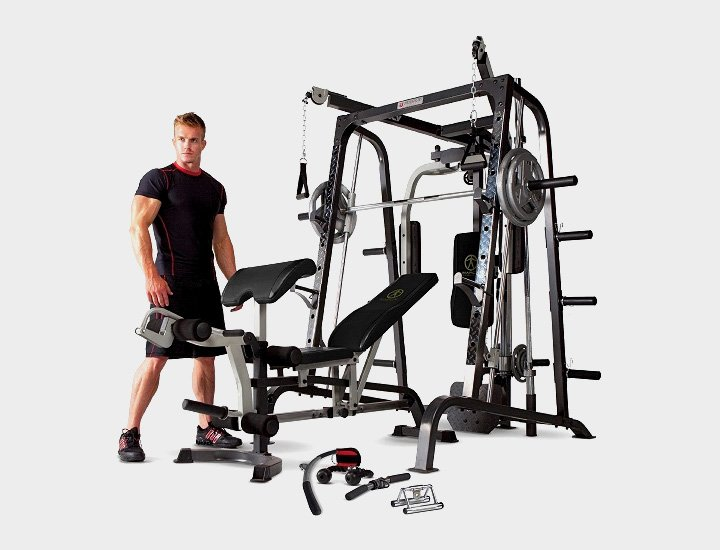 Best Home Gym Buying Guide & Reviews 2018
