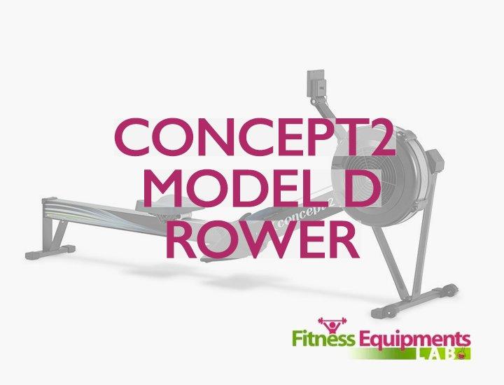 Concept2 Model D ROWER