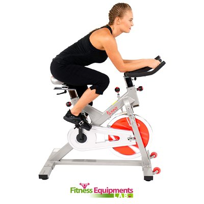 Sunny Health & Fitness SF-B1110 Indoor Cycling Bike