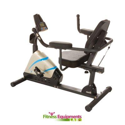 exerpeutic 2000 high capacity programmable magnetic recumbent bike