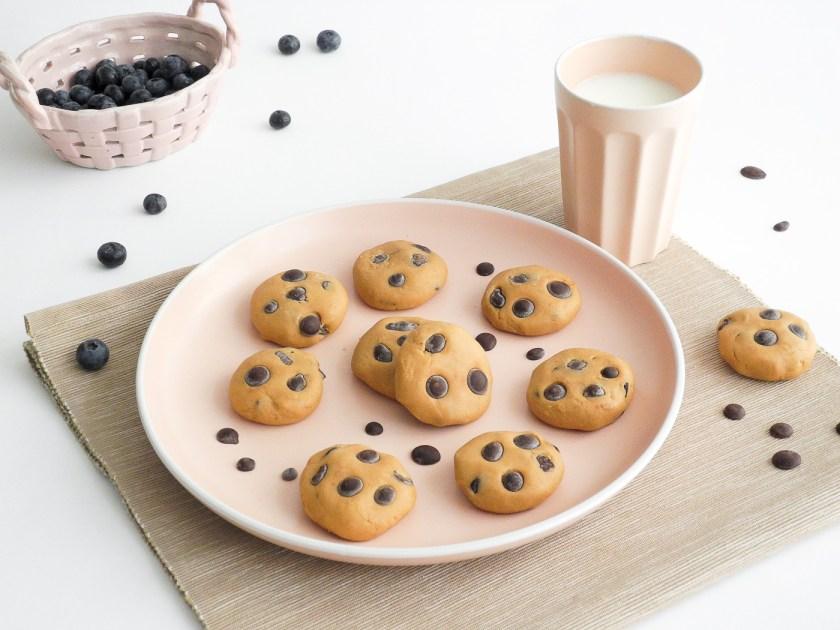 Gesunder Cookie Teig