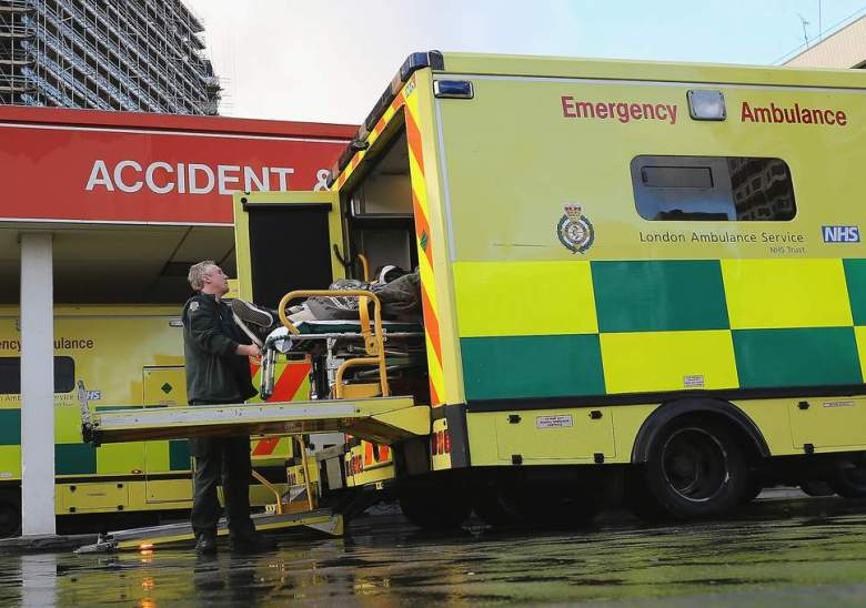 ambulance hospital paramedic - My time in A&E