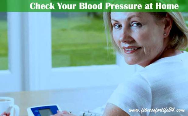 Check Blood Pressure at Home