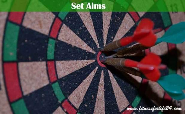 set aims