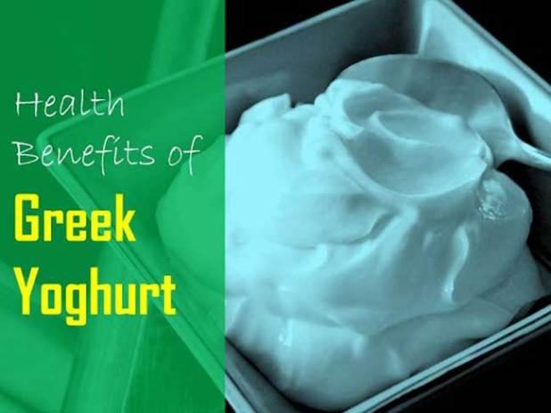 Health Benefits of eating Greek Yogurt