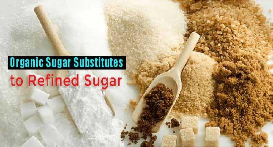 Organic Sugar Substitutes