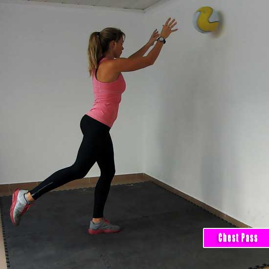 exercise to lift sagging breast at home