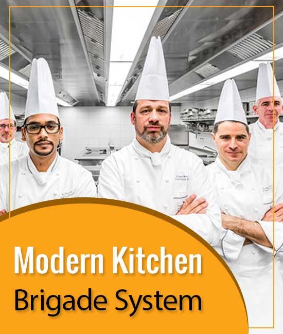 Kitchen Brigade System