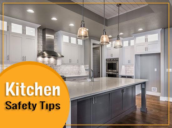 kitchen safety tips
