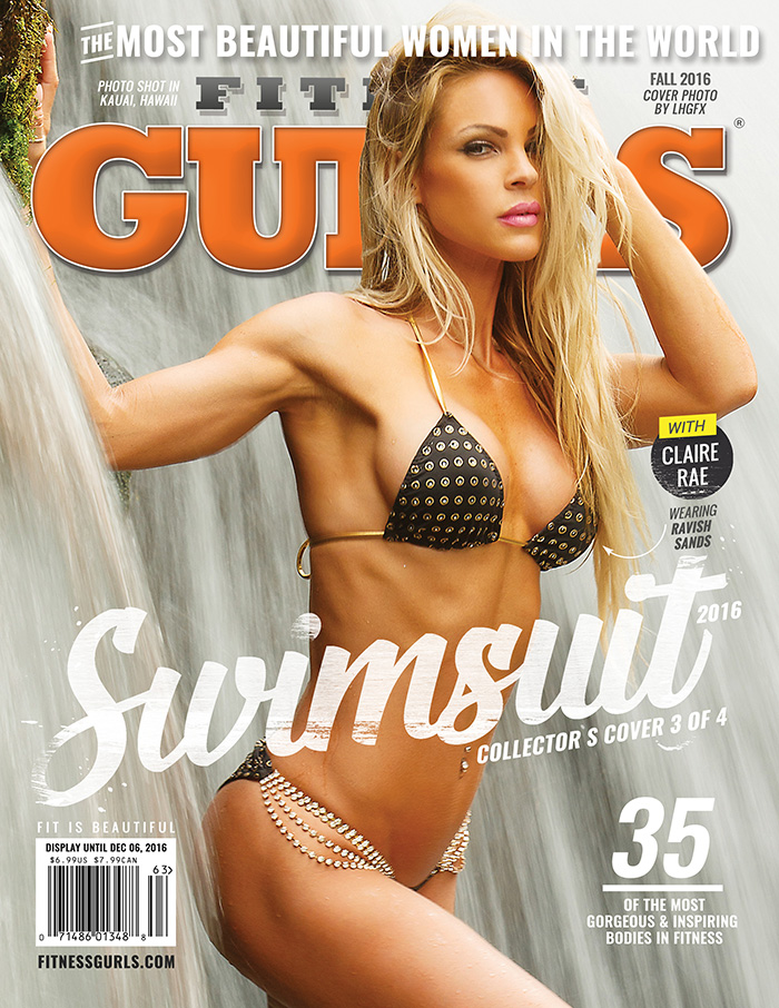 claire-rae-cover-fitness-gurls-magazine-swimsuit-2016