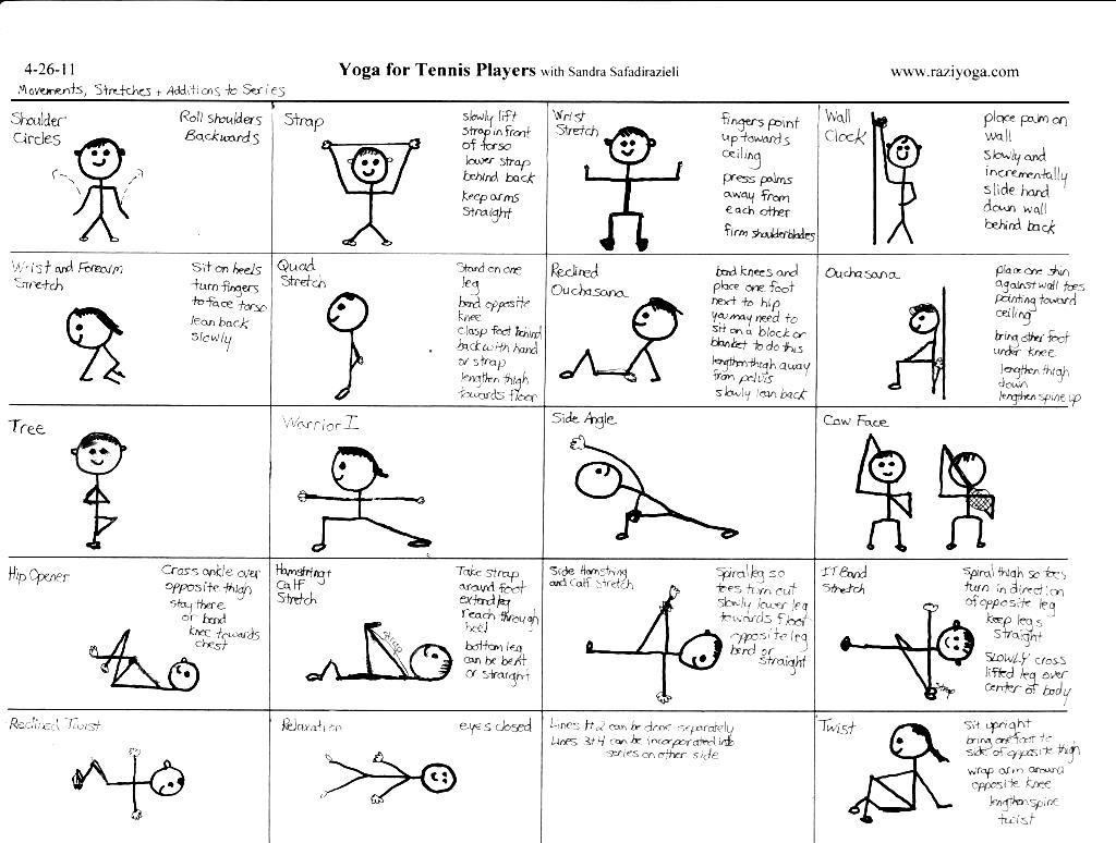All Yoga Poses