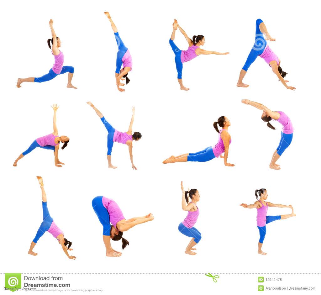 Chair Yoga Poses For Seniors
