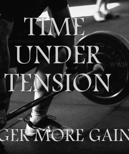 TUT (Time Under Tension) - Trigger MORE MUSCLE GROWTH this way