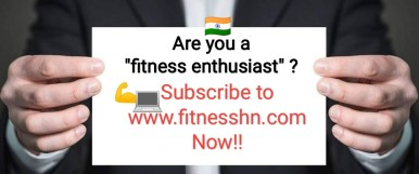 Subscribe to Fitness HN