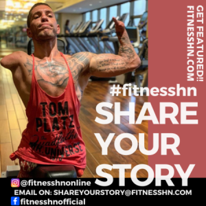 Share Your Story - Fitness HN