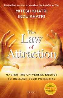 Fitness HN - The Law of Attraction Book by Mitesh Khatri and Indu Khatri