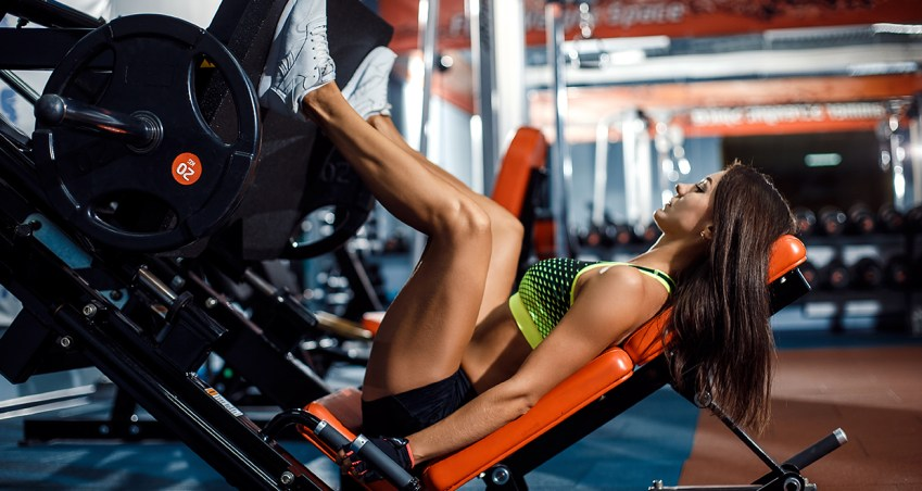 NEW 5 moves for sexier legs