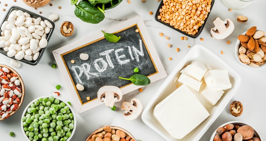 5 ways to boost your protein intake FI