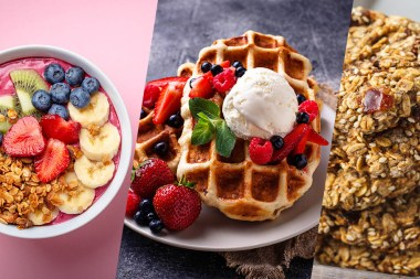 6 easy recipes for a balanced breakfast